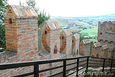 Town Walls of Gradara