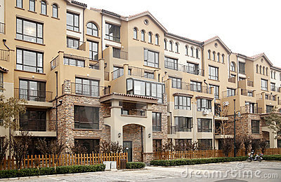 Townhouse apartment