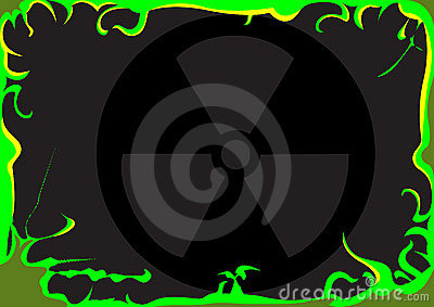 Toxic background image