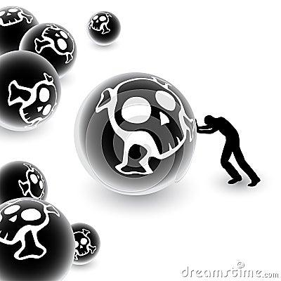 toxic spheres