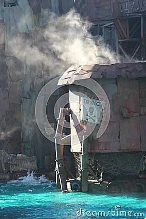 Toxic tank