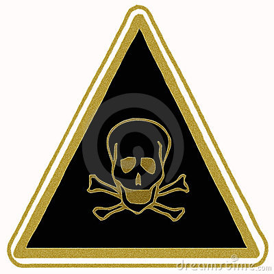 Toxicity sign