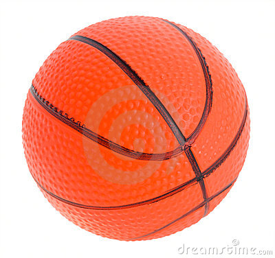 Free Toy Ball For Basketball Stock Images - 7433704
