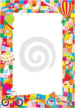 Toy border