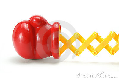 Toy Boxing Glove