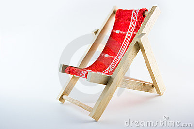 Toy chaise longue