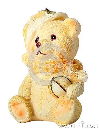 Toy Christmas bear