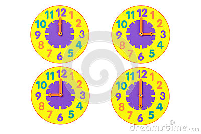 Toy Clocks