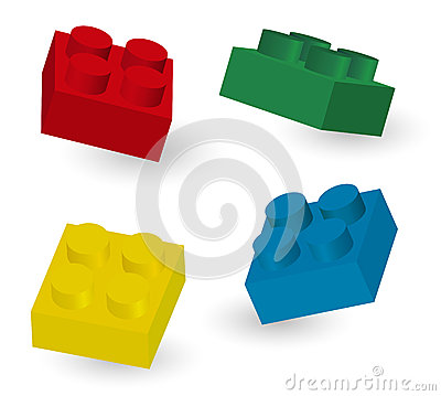 Toy Cubes