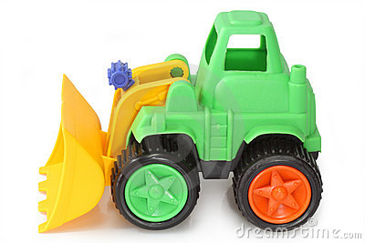 Toy digger