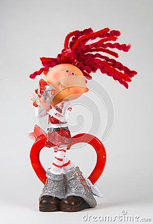 Free Toy Figure. Stock Image - 526801