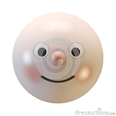 Toy head