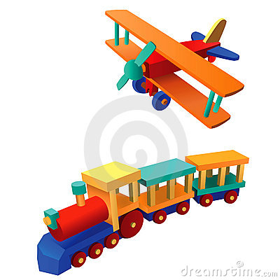 Free Toy Illustration 3 Stock Images - 5047664