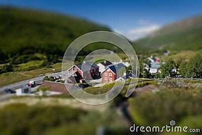 Toy landscape