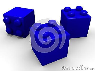 Toy lego blocks