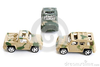 Toy Military Vehicles