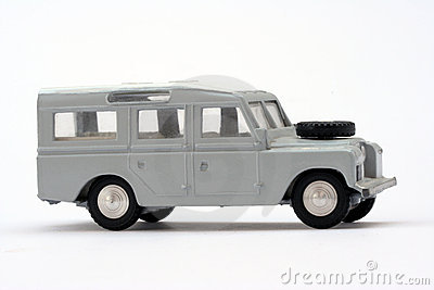 Toy model Landrover