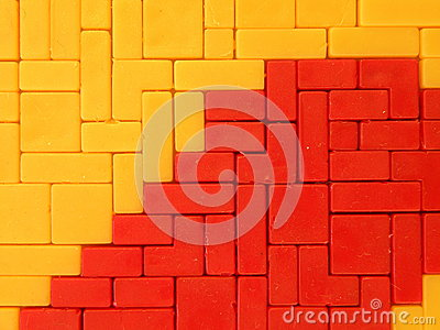 Toy mosaic