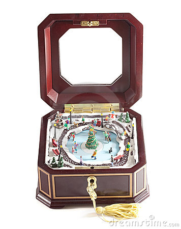 Free Toy Music Box Stock Images - 8422004