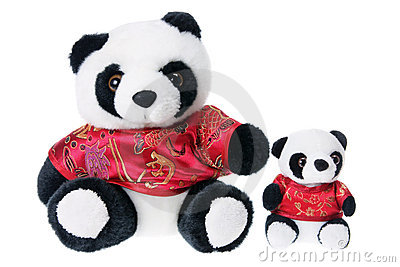 Toy Pandas