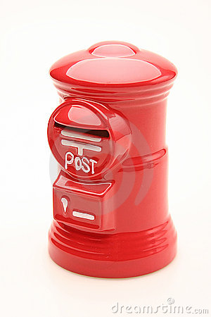 Toy Post Box