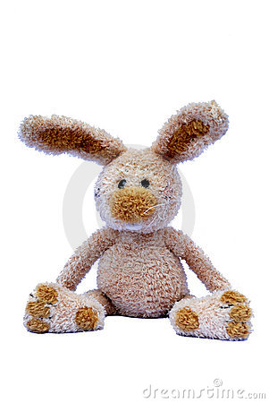 Free Toy Rabbit Royalty Free Stock Photo - 2417375