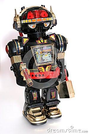 Toy robot #1