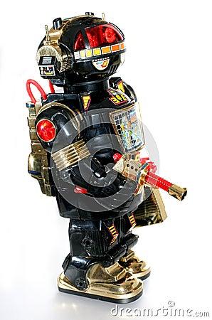 Free Toy Robot 2 Royalty Free Stock Image - 1867306