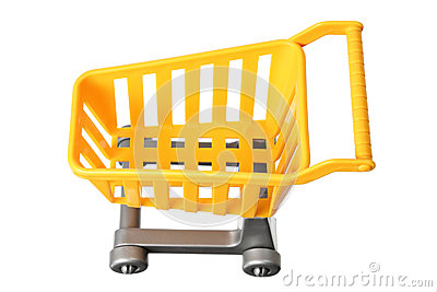 Toy Shopping Trolley