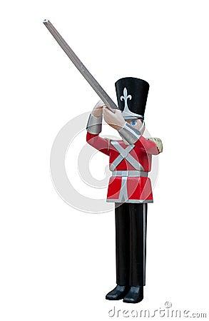 Toy Soldier Rifleman