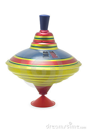 Free Toy Spinning- Top Stock Photos - 8202953