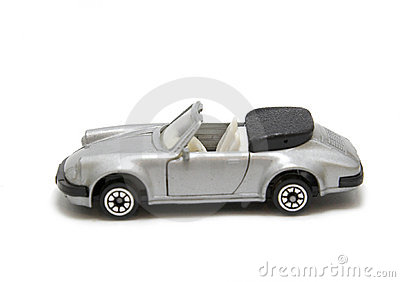 Toy sports car Editorial Photo