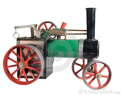 Toy Steam Engine