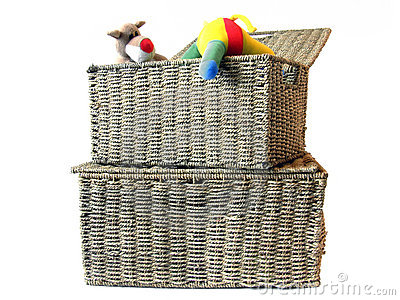 Toy storage box 1