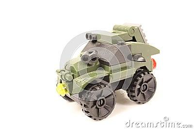 Toy Tank.