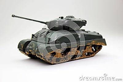 Toy tank