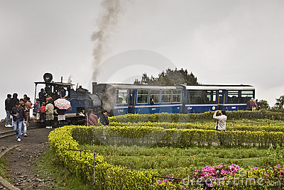 Toy Train Editorial Stock Photo