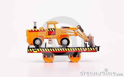 Toy Train & Machines