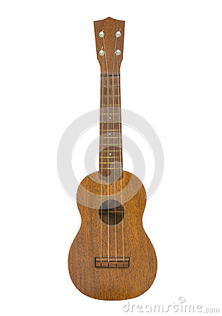 toy ukulele guitar isolated stock photo image 58263250. Black Bedroom Furniture Sets. Home Design Ideas