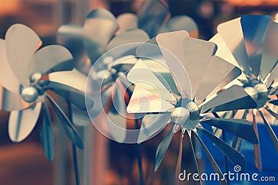 Toy windmills