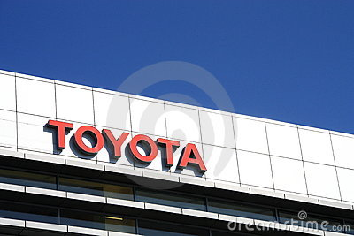 Toyota Editorial Photography