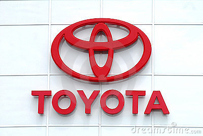 Toyota Brand logo Editorial Photography