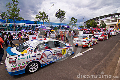 Toyota Motorsport 2012 round 4 Editorial Image