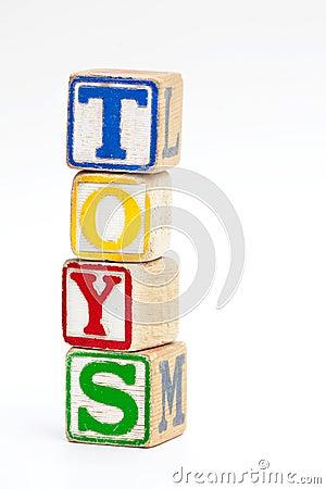 Free Toys Stock Image - 10610241