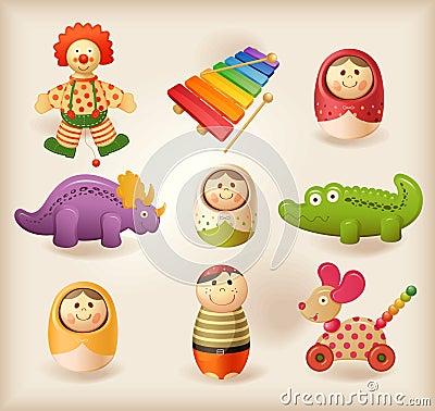 Free Toys Royalty Free Stock Photos - 18635868