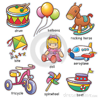 Free Toys Stock Images - 97268364