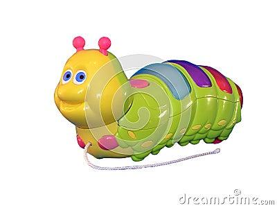 Toys caterpillar