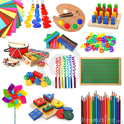 Free Toys Collection Royalty Free Stock Photos - 13220328