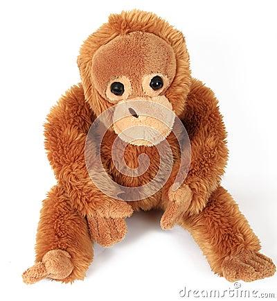 Toys: monkey