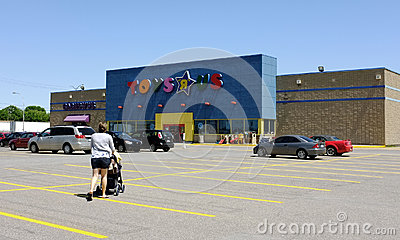 Toys r us Editorial Photography